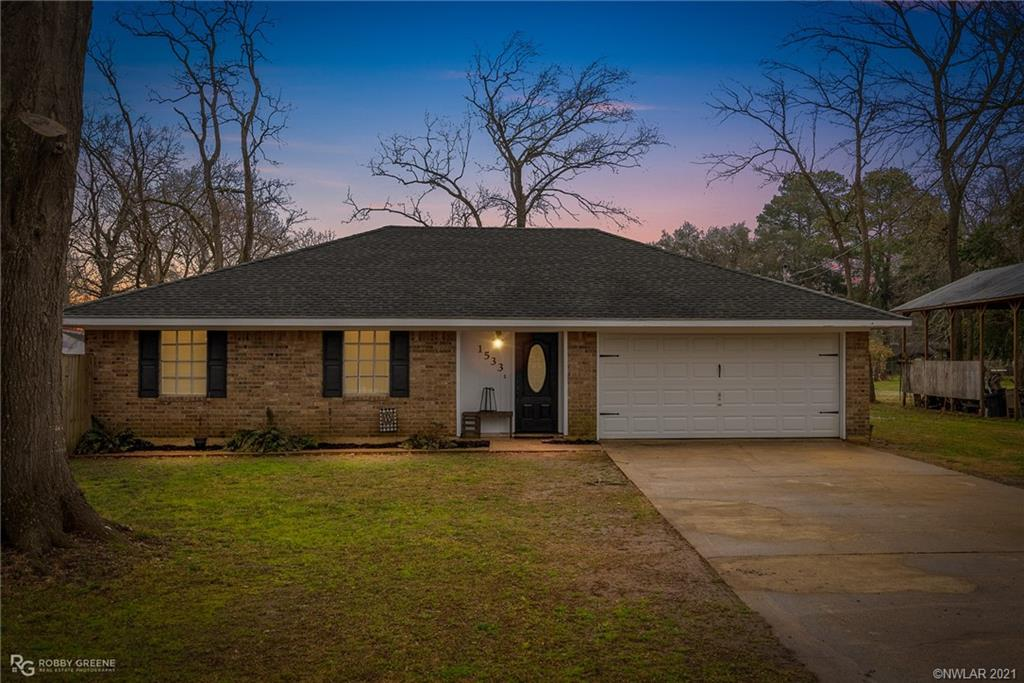 1533 Charlie Drive Property Photo - Natchitoches, LA real estate listing