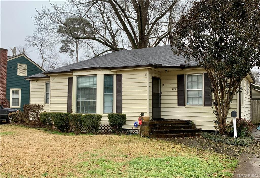 207 Leo Avenue Property Photo - Shreveport, LA real estate listing