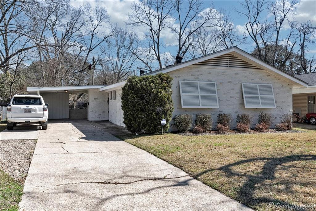 4419 Norway Drive Property Photo - Shreveport, LA real estate listing