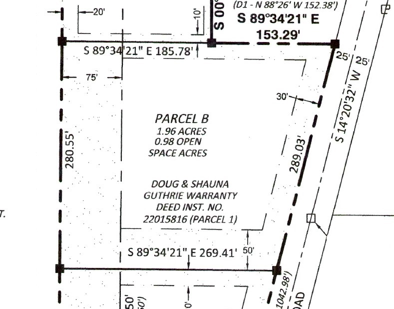 Parcel B Fort Hall Mine Rd Property Photo