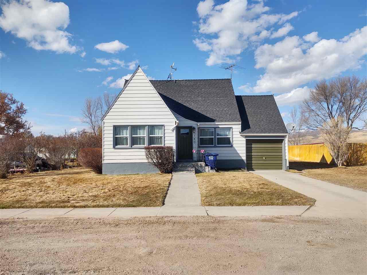 140 Railroad Ave Property Photo - Arimo, ID real estate listing