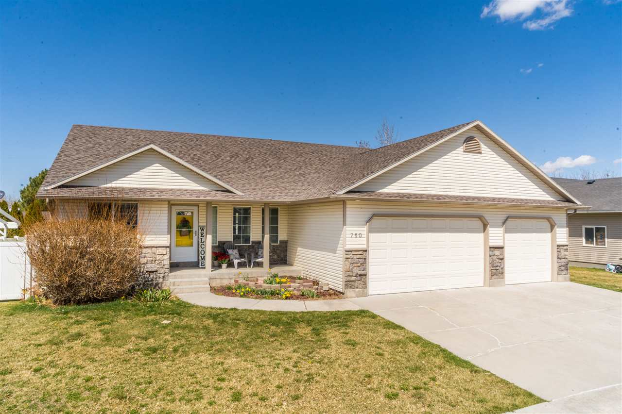 760 Redman Property Photo - Chubbuck, ID real estate listing
