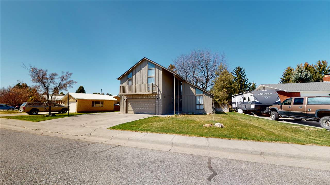 1190 York Dr Property Photo - Blackfoot, ID real estate listing