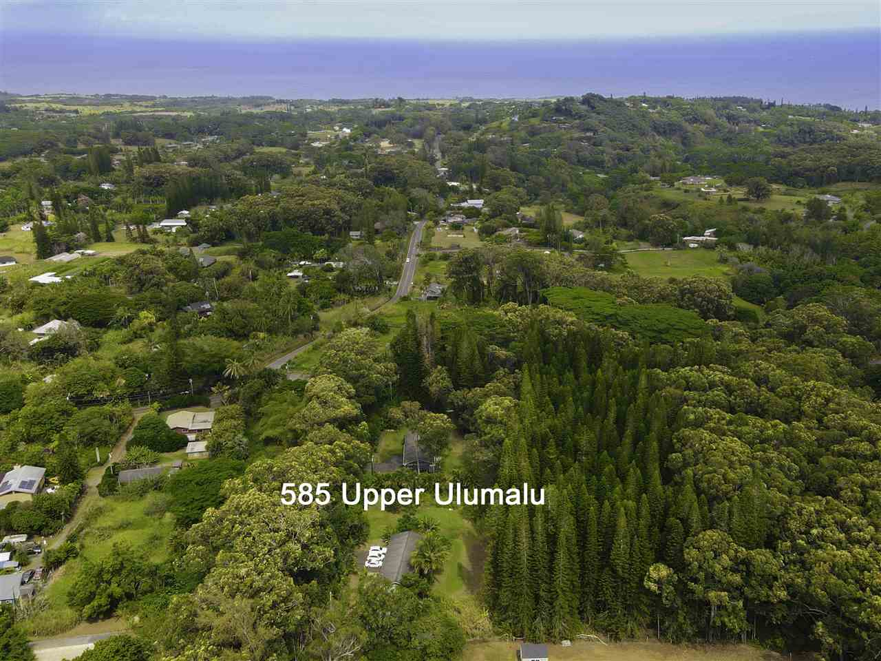 585 Upper Ulumalu Rd Property Photo