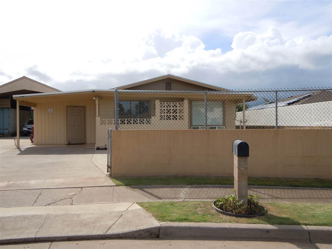 25 Leioni Pl Property Photo - Kahului, HI real estate listing