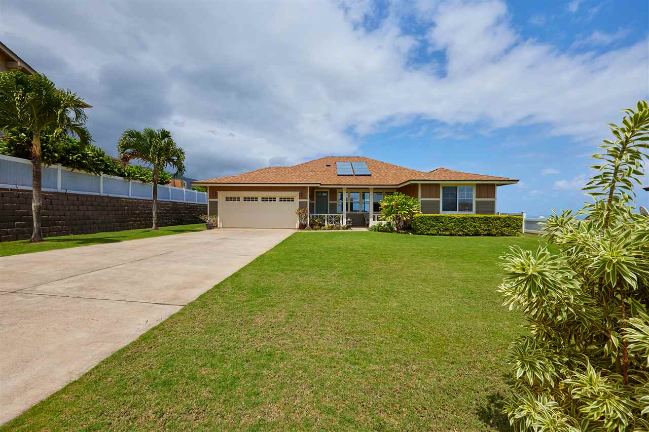 158 Maka Hou Loop Property Photo - Wailuku, HI real estate listing