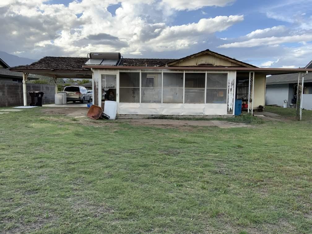 287 S Mokapu St Property Photo - Kahului, HI real estate listing