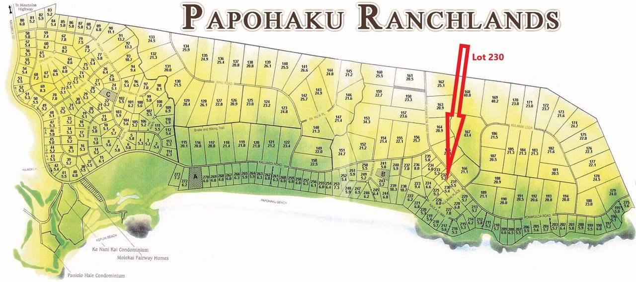 0 Kulawai Pl Property Photo - Maunaloa, HI real estate listing