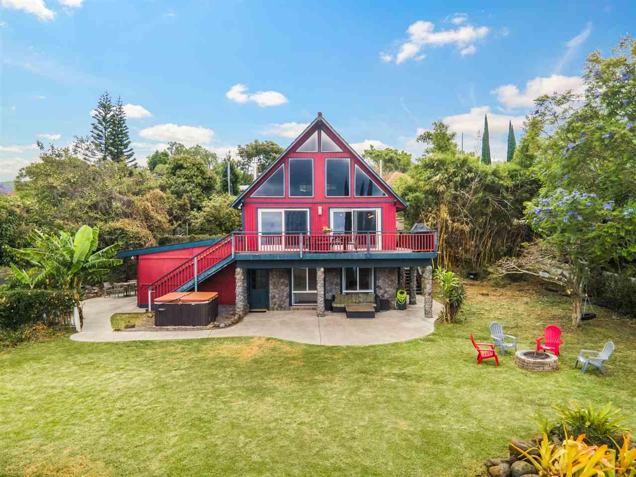 3655 Lower Kula Rd Property Photo - Kula, HI real estate listing