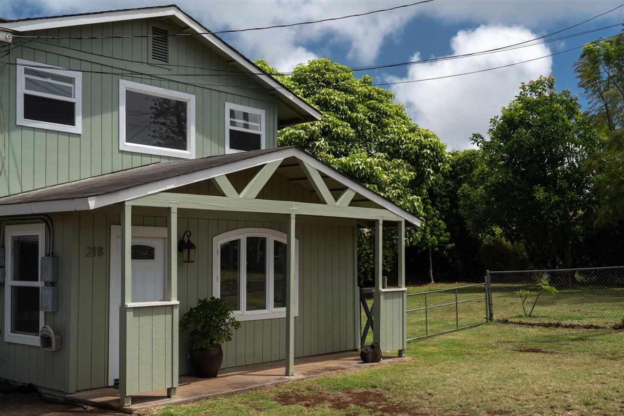 21 Kealaloa Ave Property Photo
