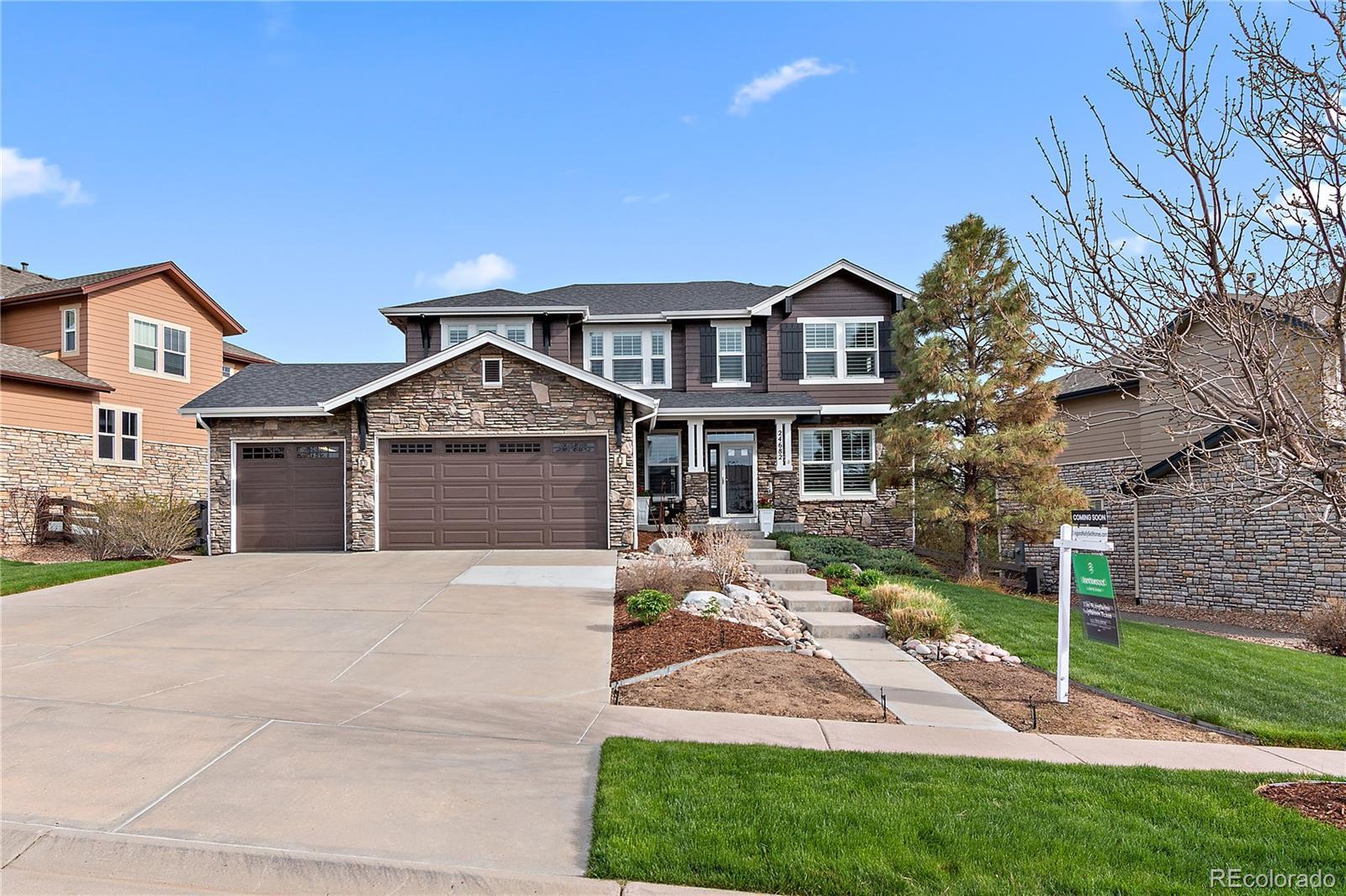 24682 E Ontario Drive Property Photo - Aurora, CO real estate listing