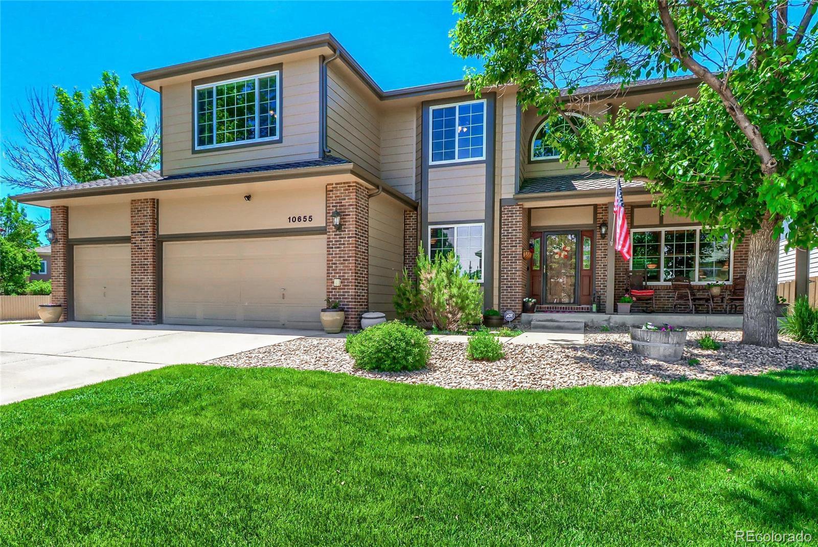 10655 Flagler Court Property Photo - Parker, CO real estate listing