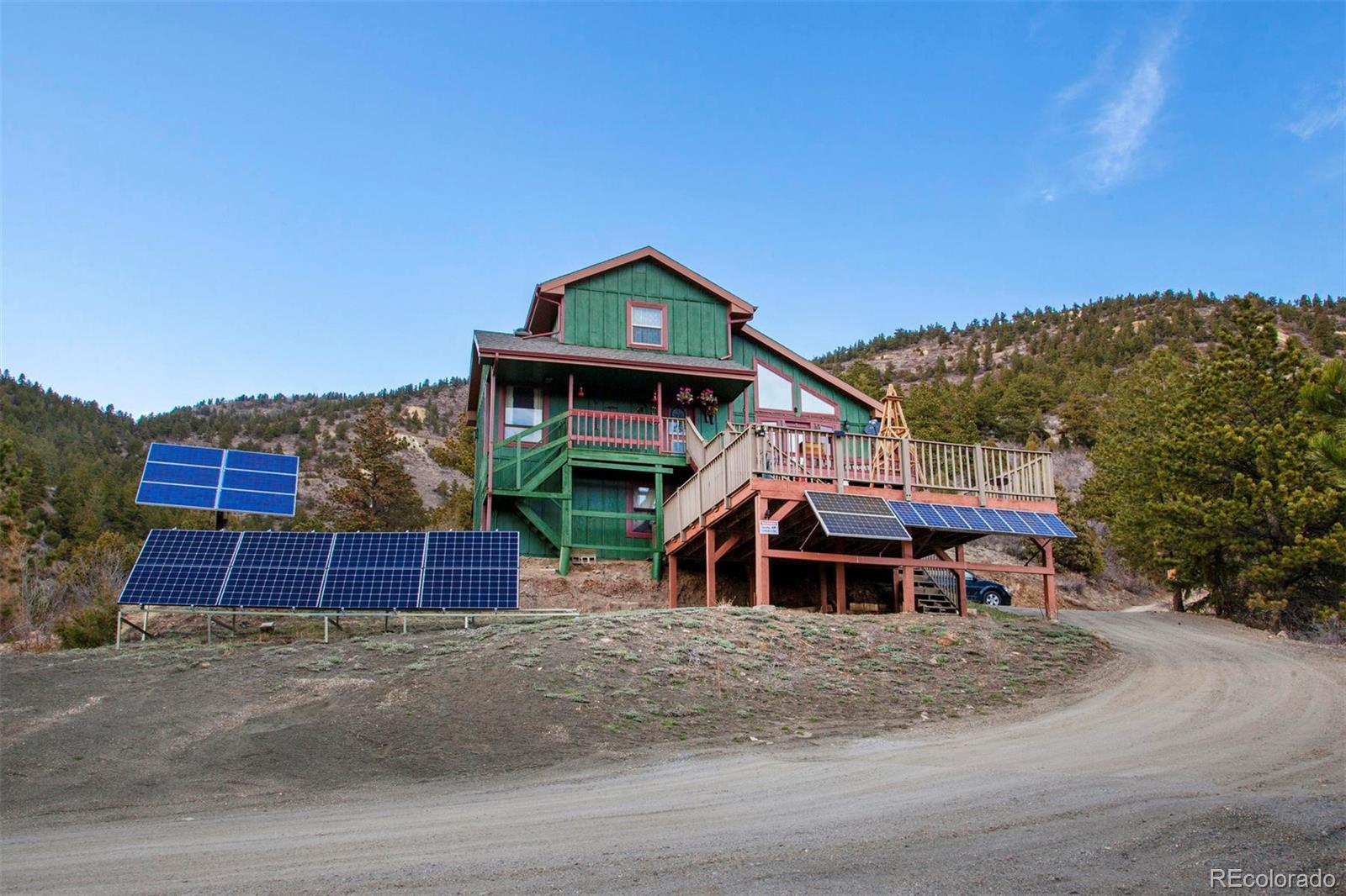2008 Virginia Canyon Road Property Photo - Idaho Springs, CO real estate listing