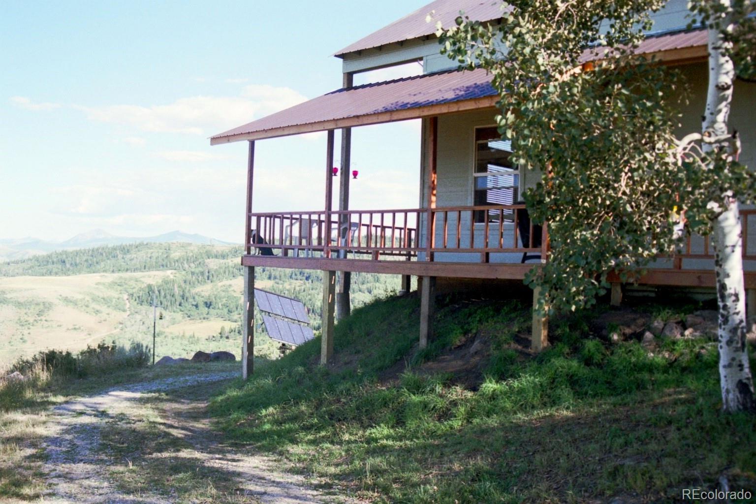 722 Jack Rabbit Road Property Photo - Slater, CO real estate listing