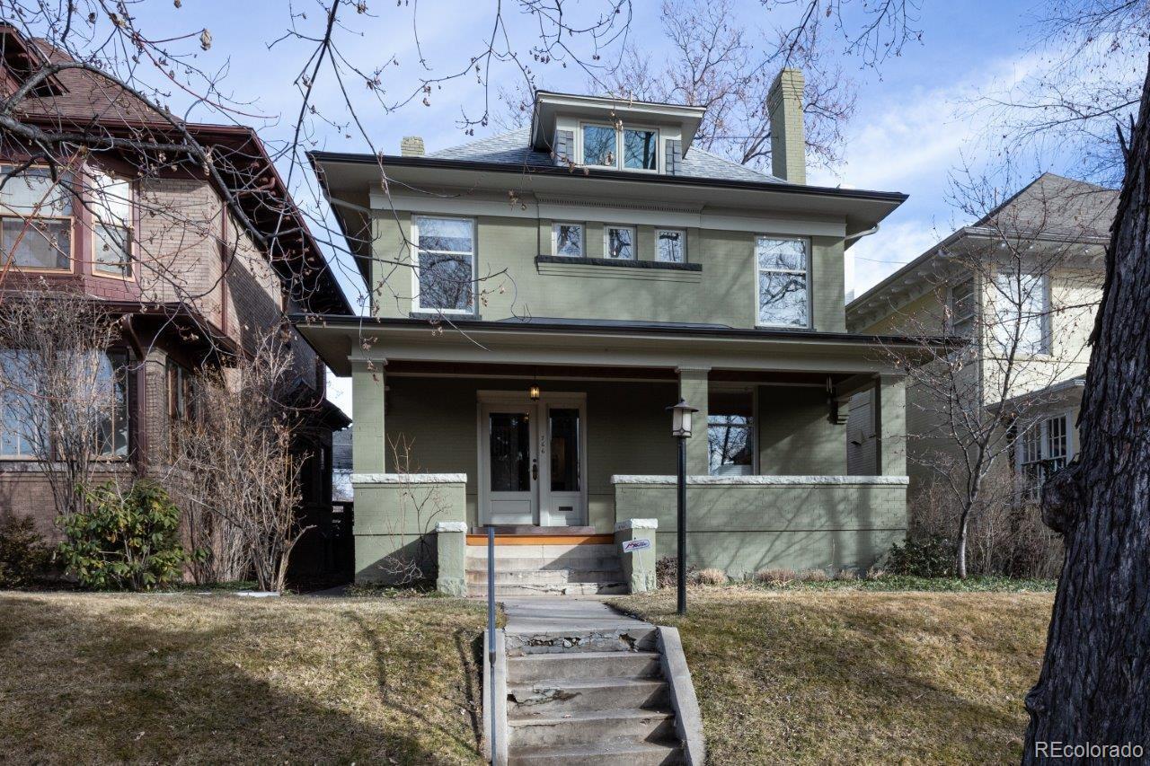 766 N Marion Street Property Photo - Denver, CO real estate listing