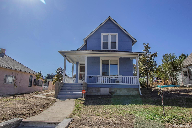 606 W Baca Street Property Photo - Trinidad, CO real estate listing