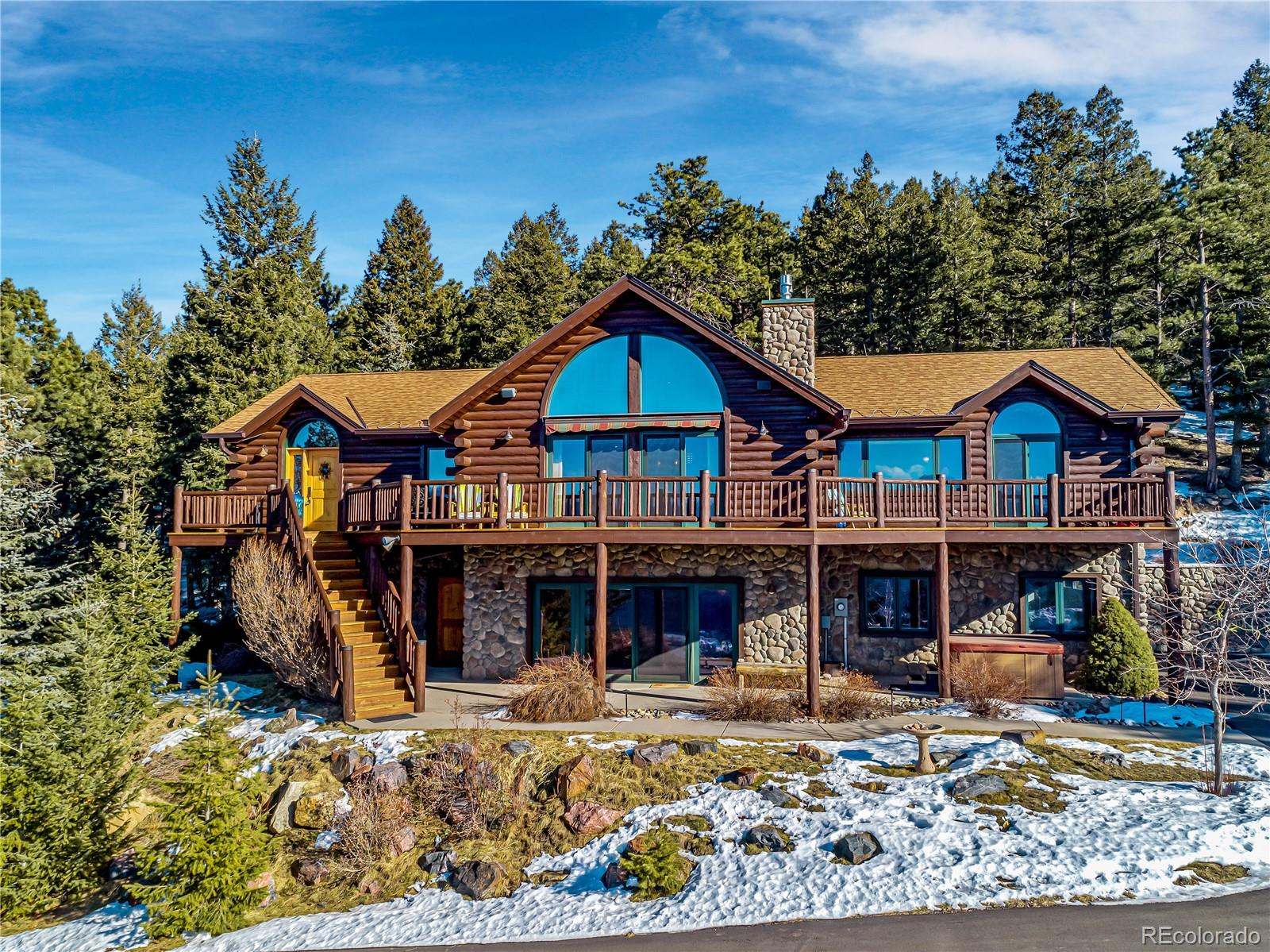25952 Fern Gulch Road, Evergreen, CO 80439 - Evergreen, CO real estate listing