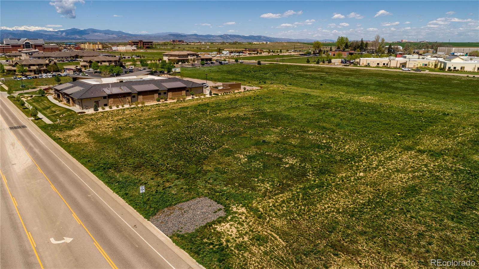 0 Ronald Reagan Boulevard Property Photo - Johnstown, CO real estate listing