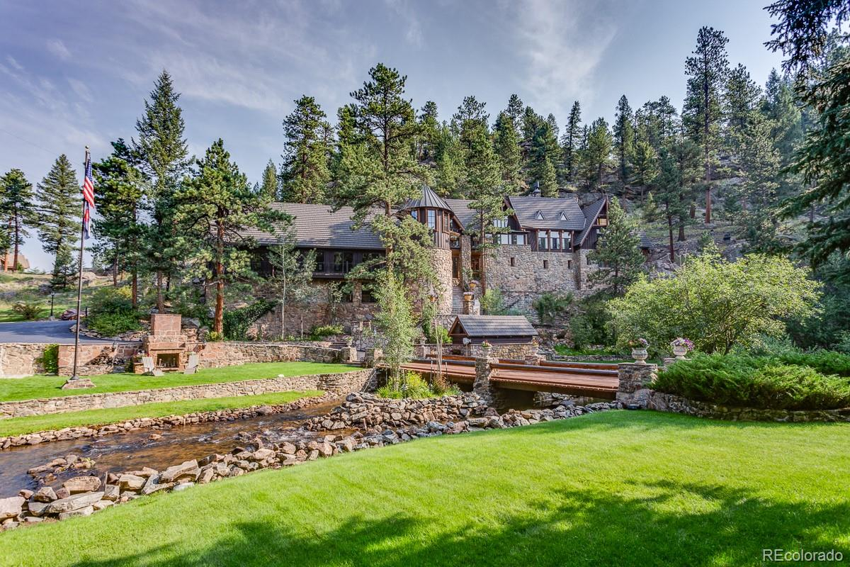 30403 Upper Bear Creek Road, Evergreen, CO 80439 - Evergreen, CO real estate listing
