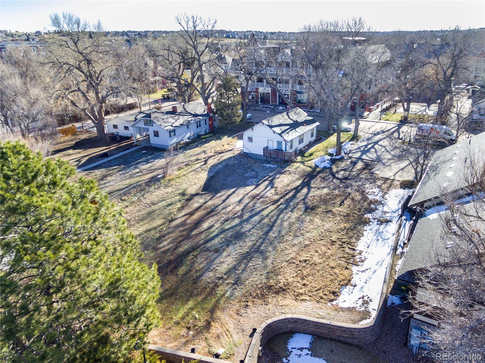 11023 S Pikes Peak Drive Property Photo - Parker, CO real estate listing
