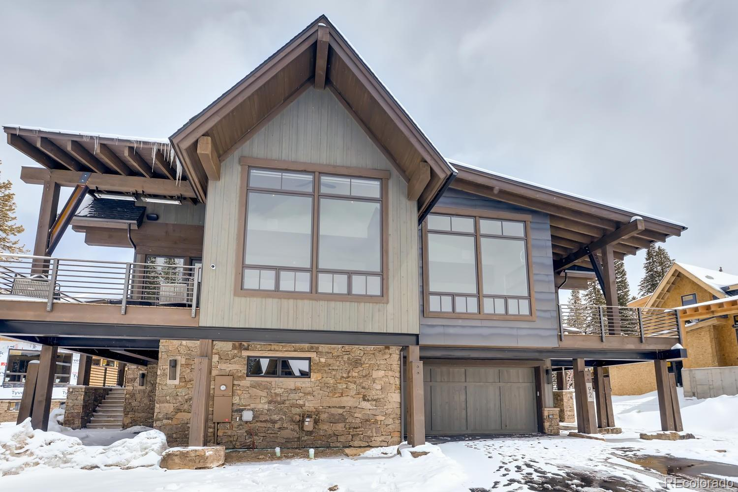 160 Cucumber Creek Road Property Photo - Breckenridge, CO real estate listing