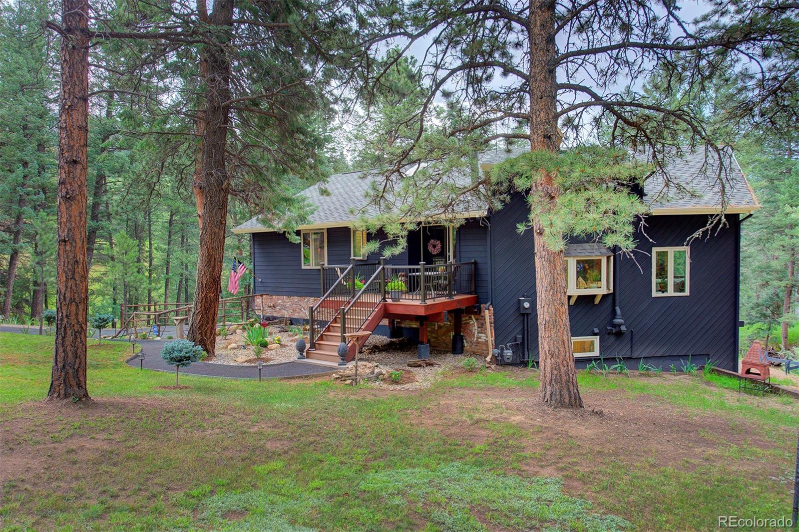 176 Cottonwood Drive, Evergreen, CO 80439 - Evergreen, CO real estate listing