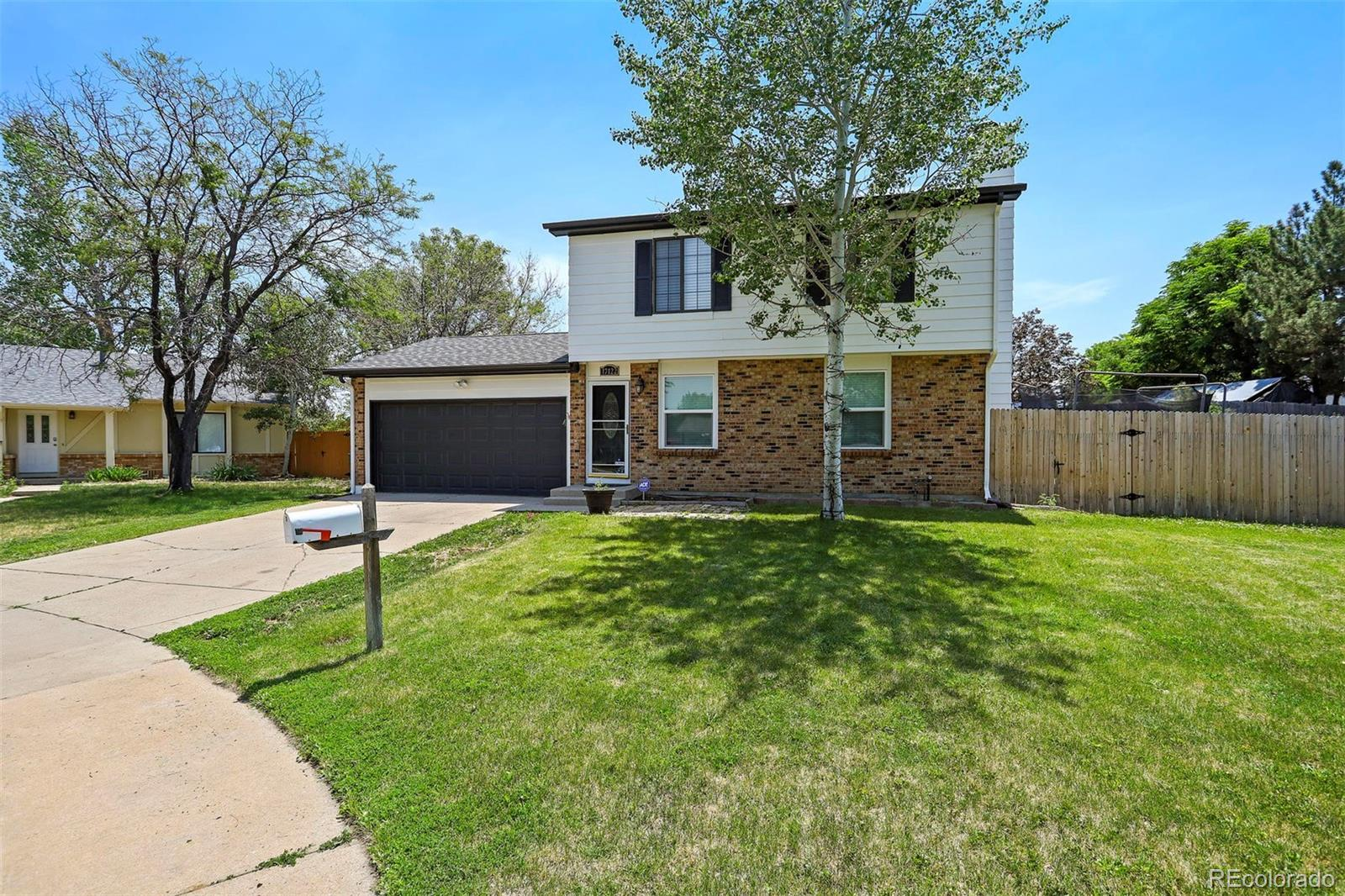 17122 E Kenyon Place Property Photo - Aurora, CO real estate listing