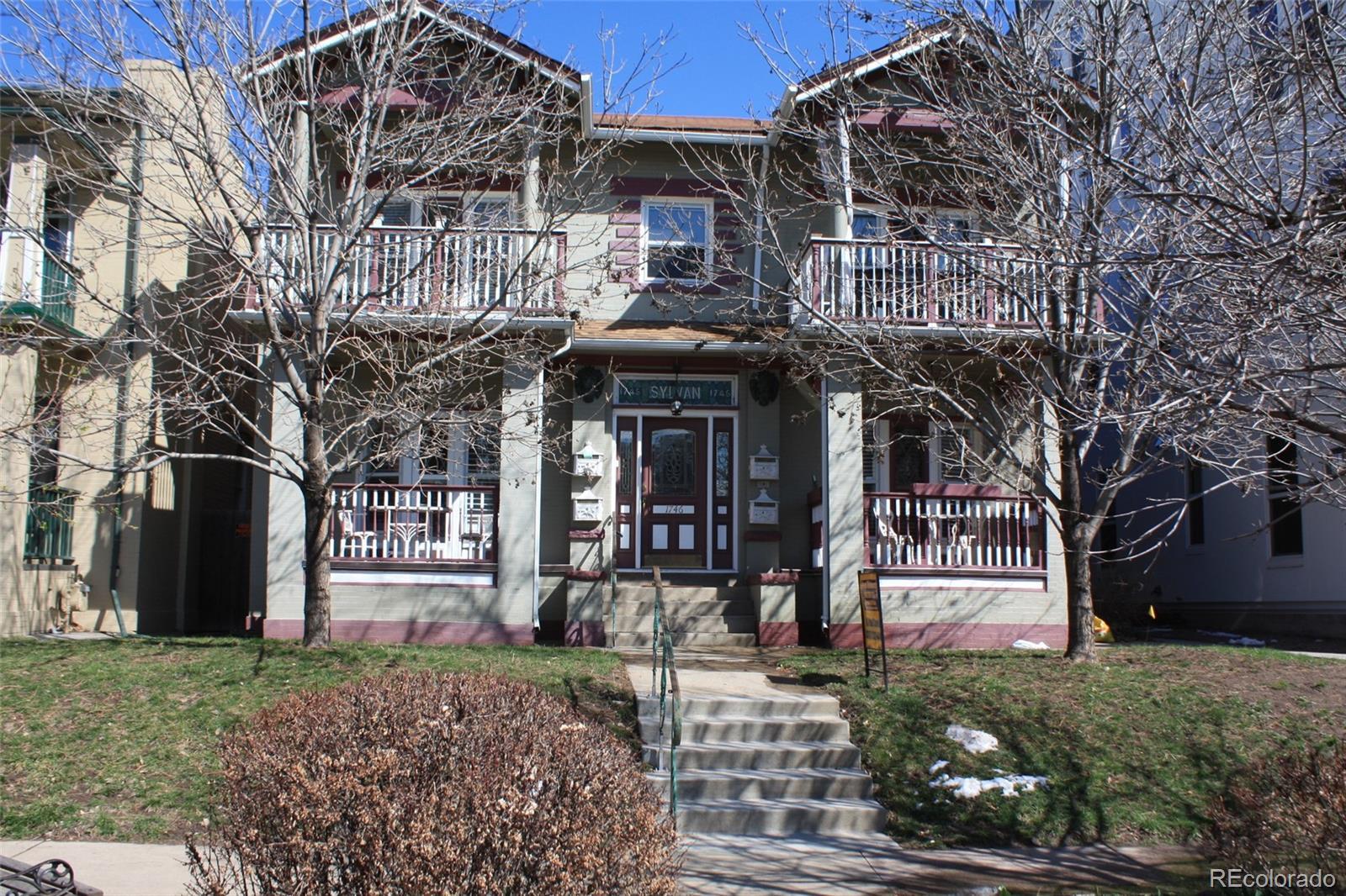 1746 N Franklin Street #1, Denver, CO 80218 - Denver, CO real estate listing