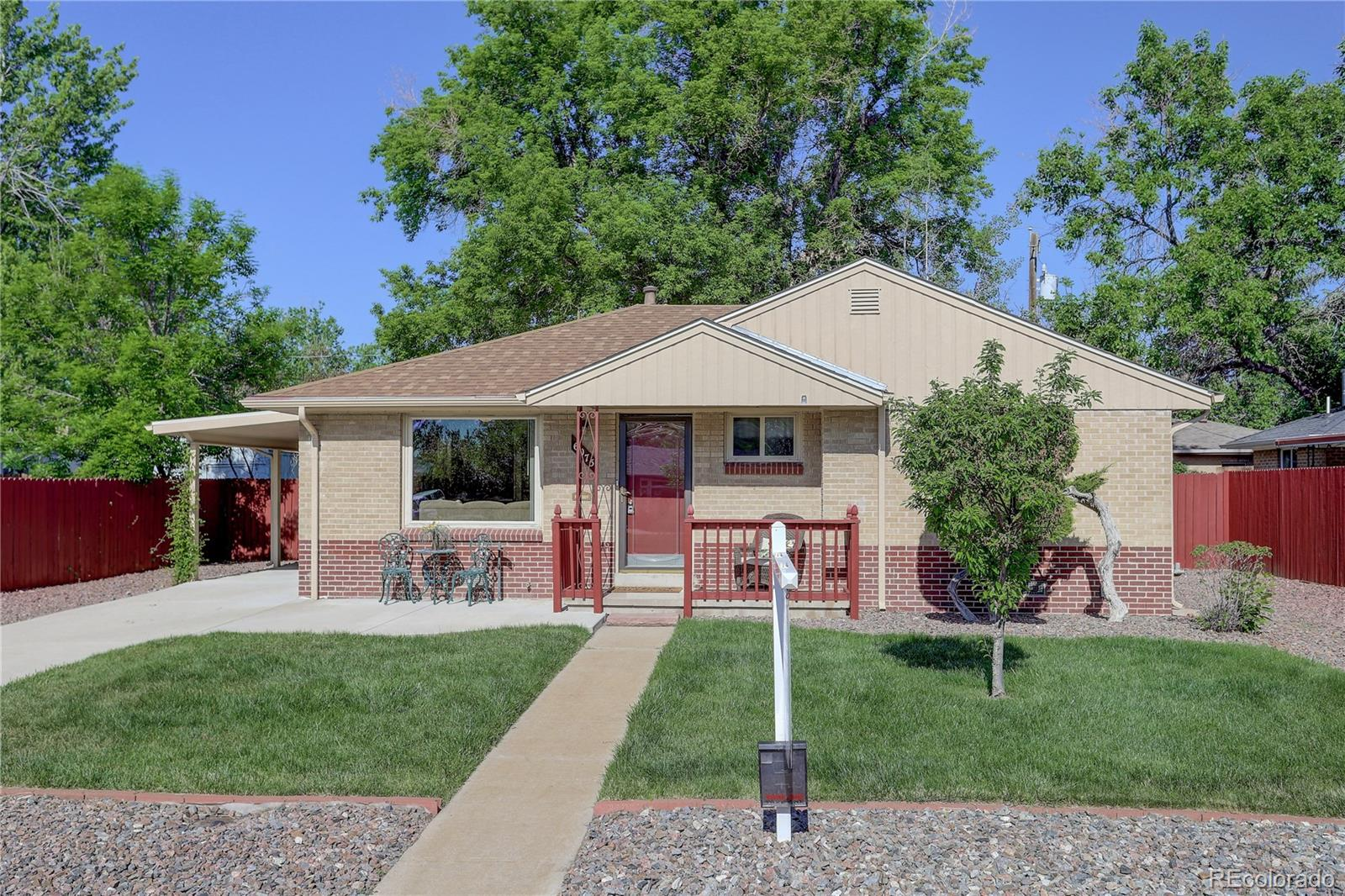 6075 Garrison Street Property Photo - Arvada, CO real estate listing