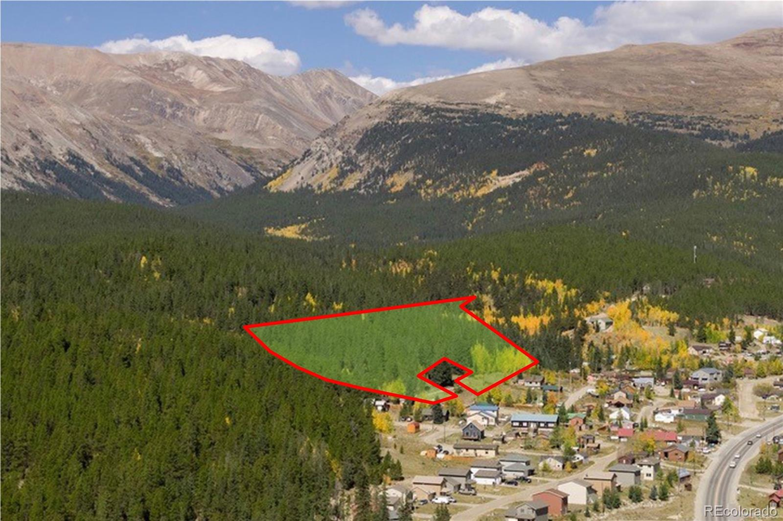 0 County Road 10 Property Photo - Alma, CO real estate listing