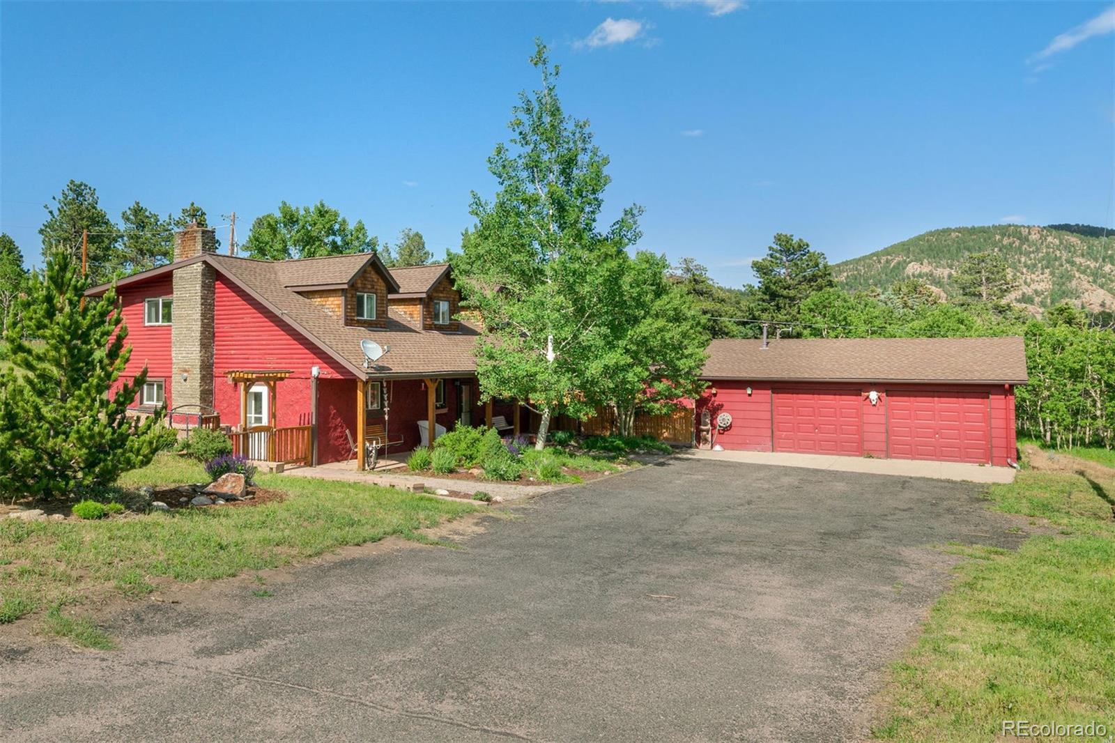 11198 Ranch Elsie Road Property Photo - Golden, CO real estate listing