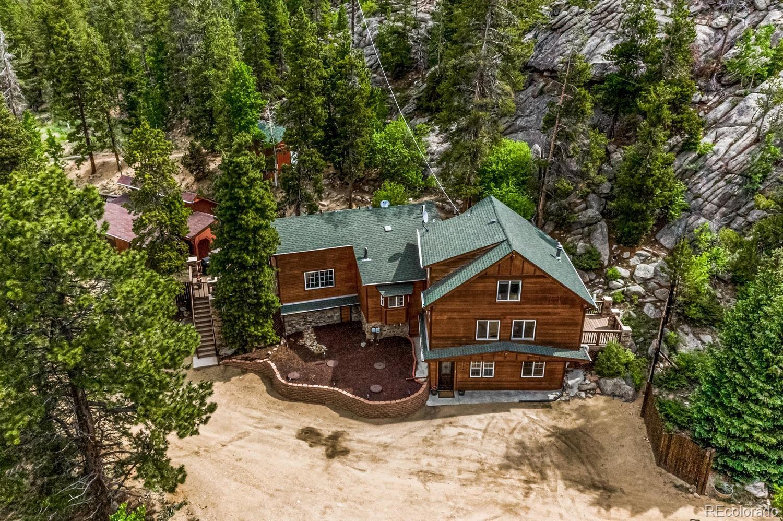 114 Old Logging Road Property Photo - Golden, CO real estate listing