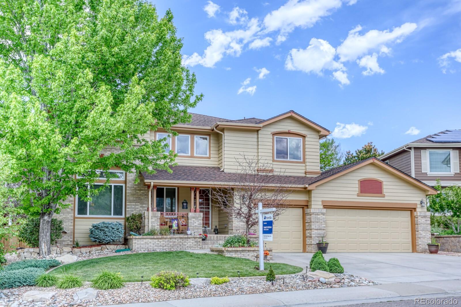 6453 Dutch Creek Street Property Photo - Highlands Ranch, CO real estate listing