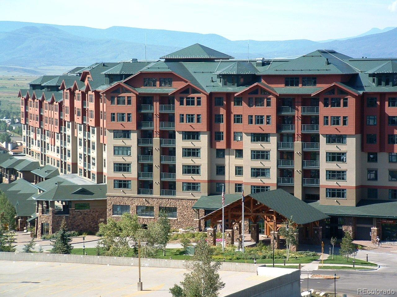 2300 Mount Werner Circle #366 Property Photo - Steamboat Springs, CO real estate listing