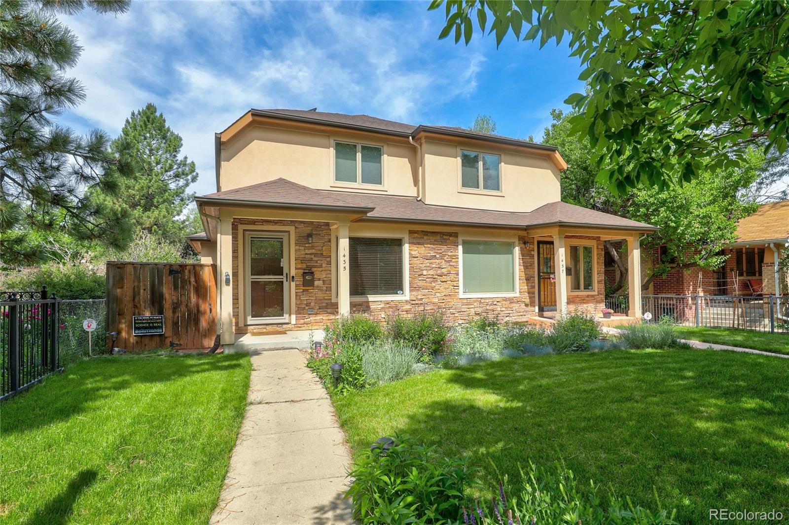1435 Fairfax Street Property Photo - Denver, CO real estate listing
