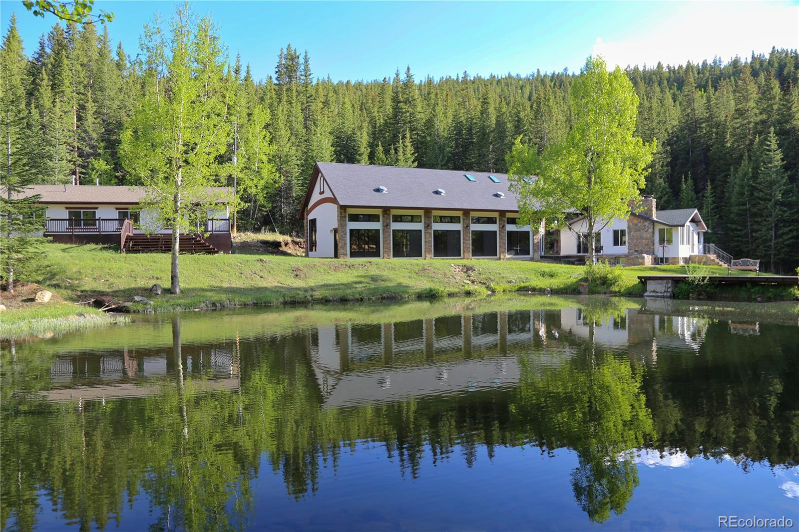 616 Peaceful Valley Lane Property Photo - Idaho Springs, CO real estate listing
