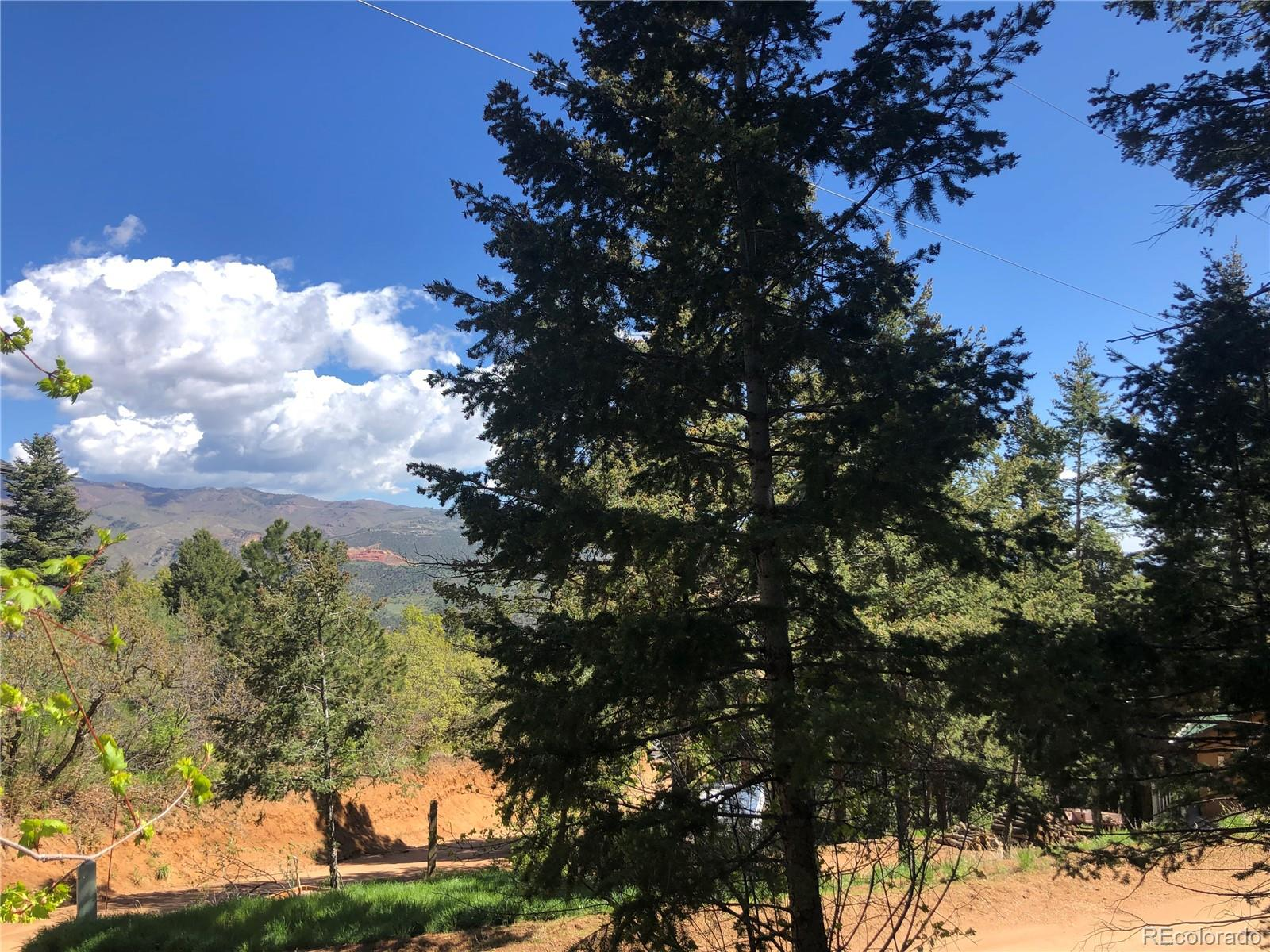 151 Oak Ridge Road Property Photo - Manitou Springs, CO real estate listing