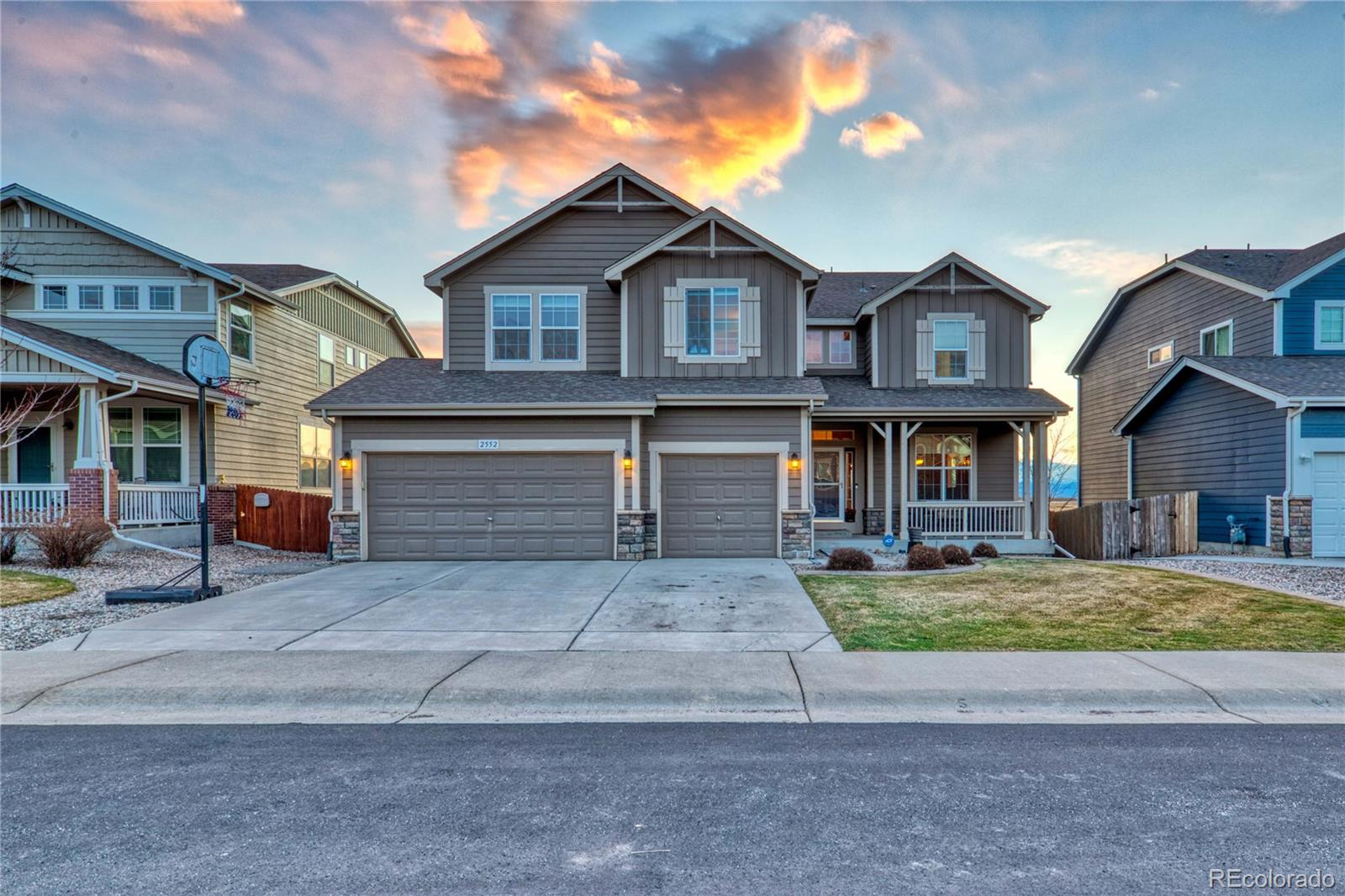 2552 White Wing Road, Johnstown, CO 80534 - Johnstown, CO real estate listing