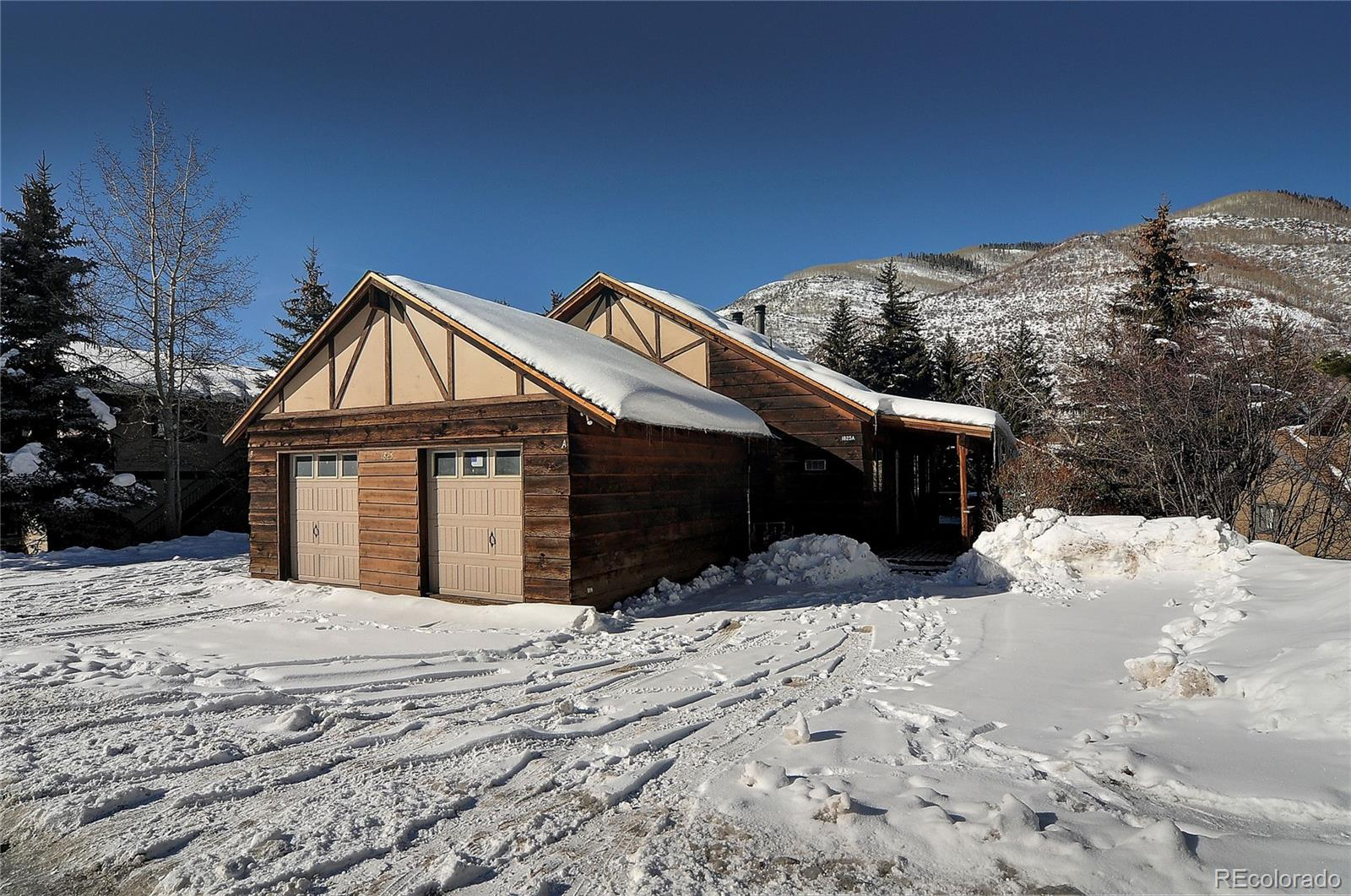 1823 W Gore Creek Drive Property Photo - Vail, CO real estate listing