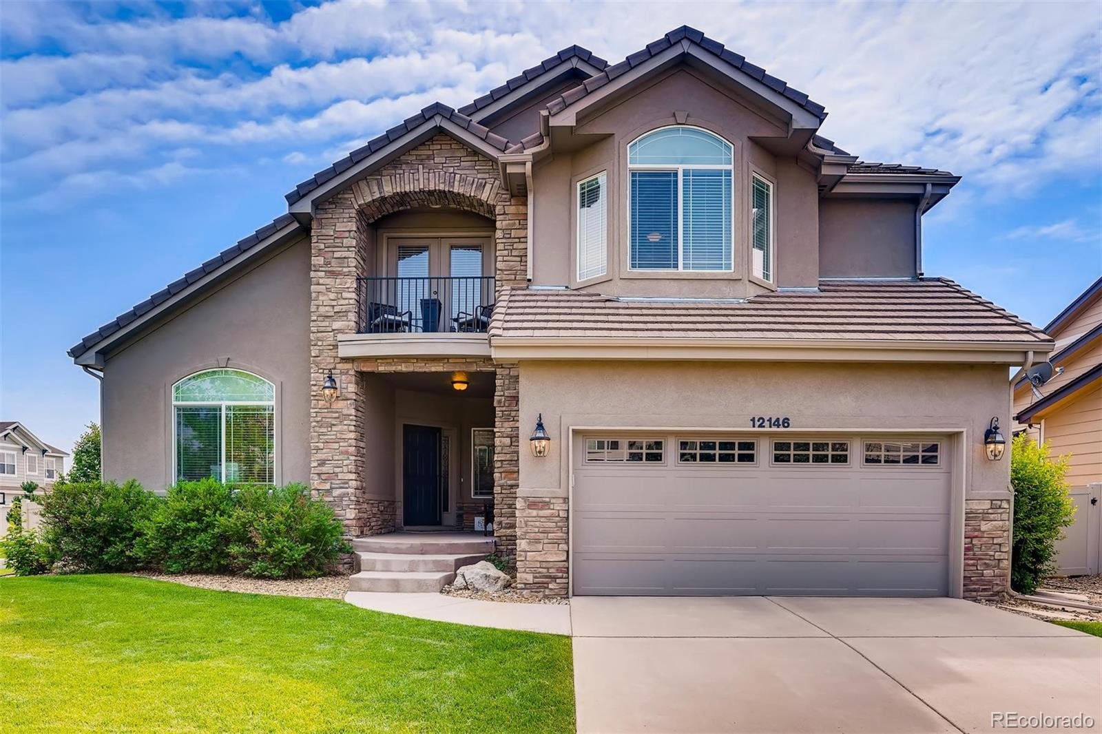 12146 Hadley Street Property Photo - Parker, CO real estate listing