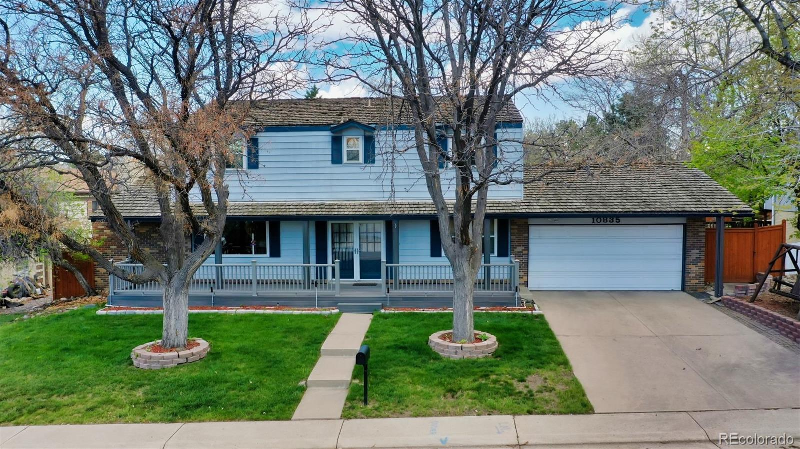 10835 E Wesley Place Property Photo - Aurora, CO real estate listing