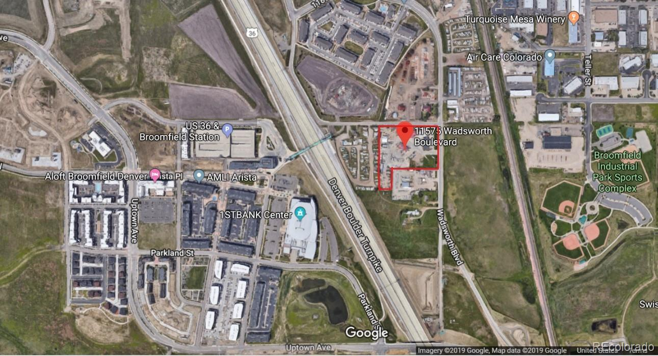 11575 Wadsworth Boulevard, Broomfield, CO 80020 - Broomfield, CO real estate listing
