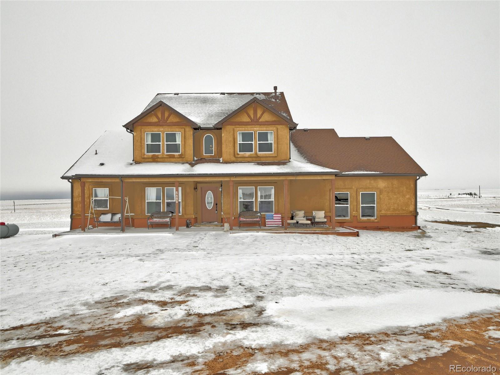 5485 N Yoder Road, Calhan, CO 80808 - Calhan, CO real estate listing