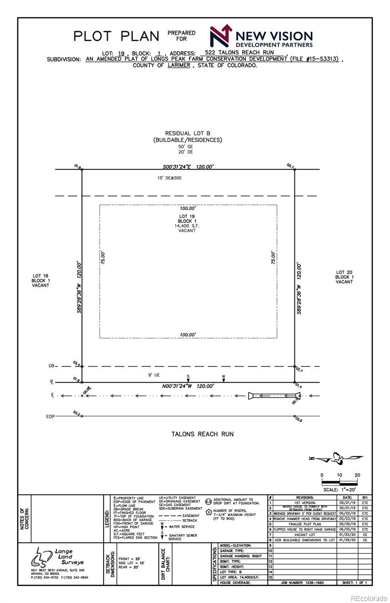 522 Talons Reach Run Property Photo - Berthoud, CO real estate listing