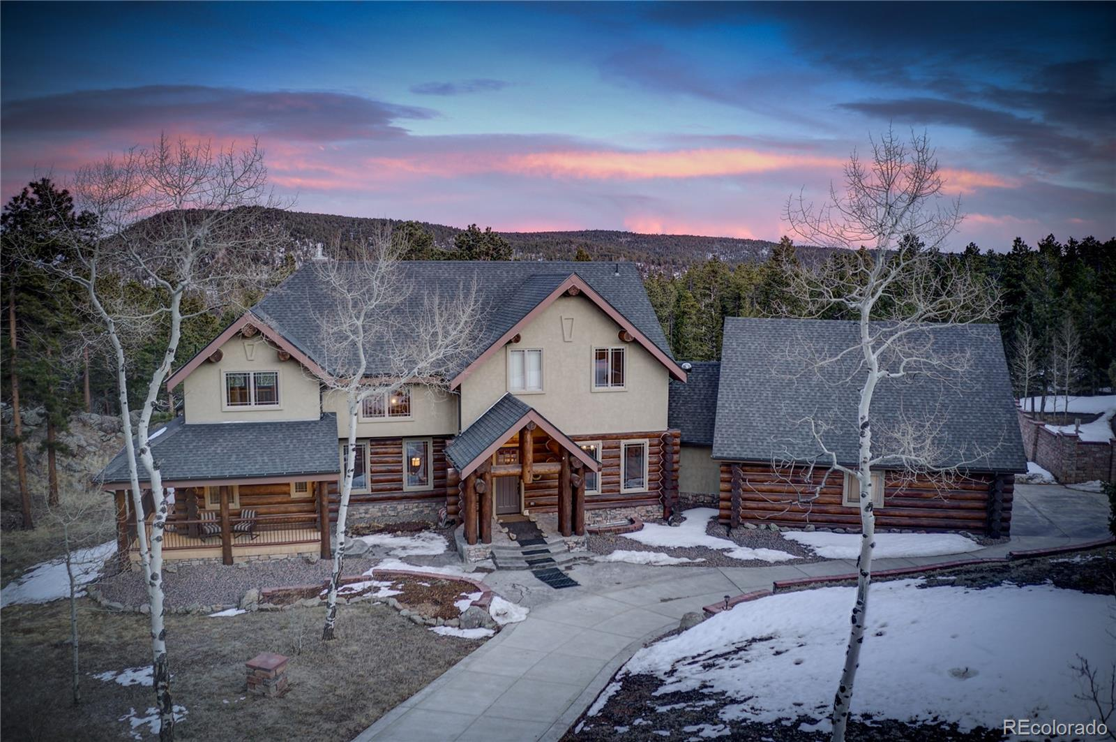 500 Ridge Road Property Photo - Jamestown, CO real estate listing