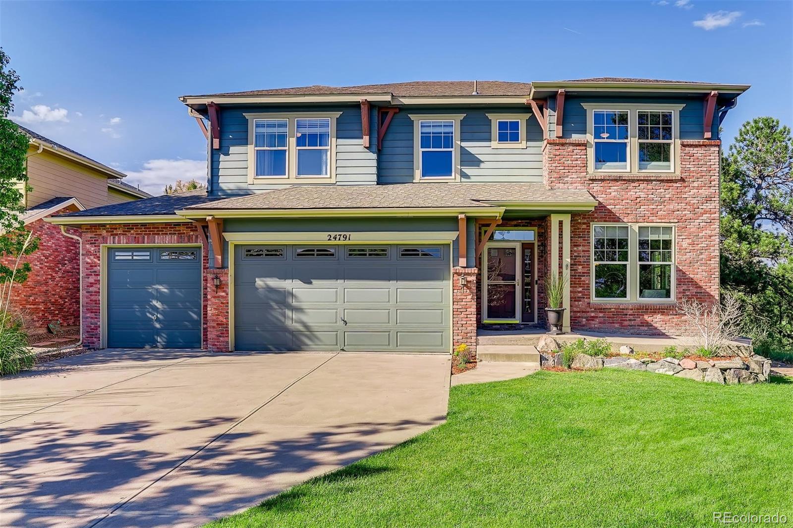 24791 E Rowland Place Property Photo - Aurora, CO real estate listing