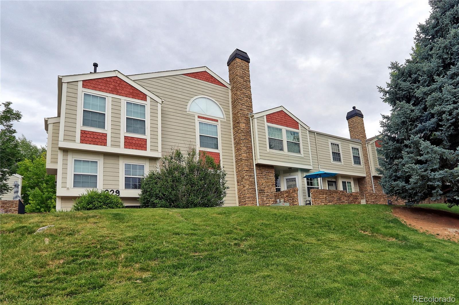 329 W Jamison Circle #27 Property Photo - Littleton, CO real estate listing