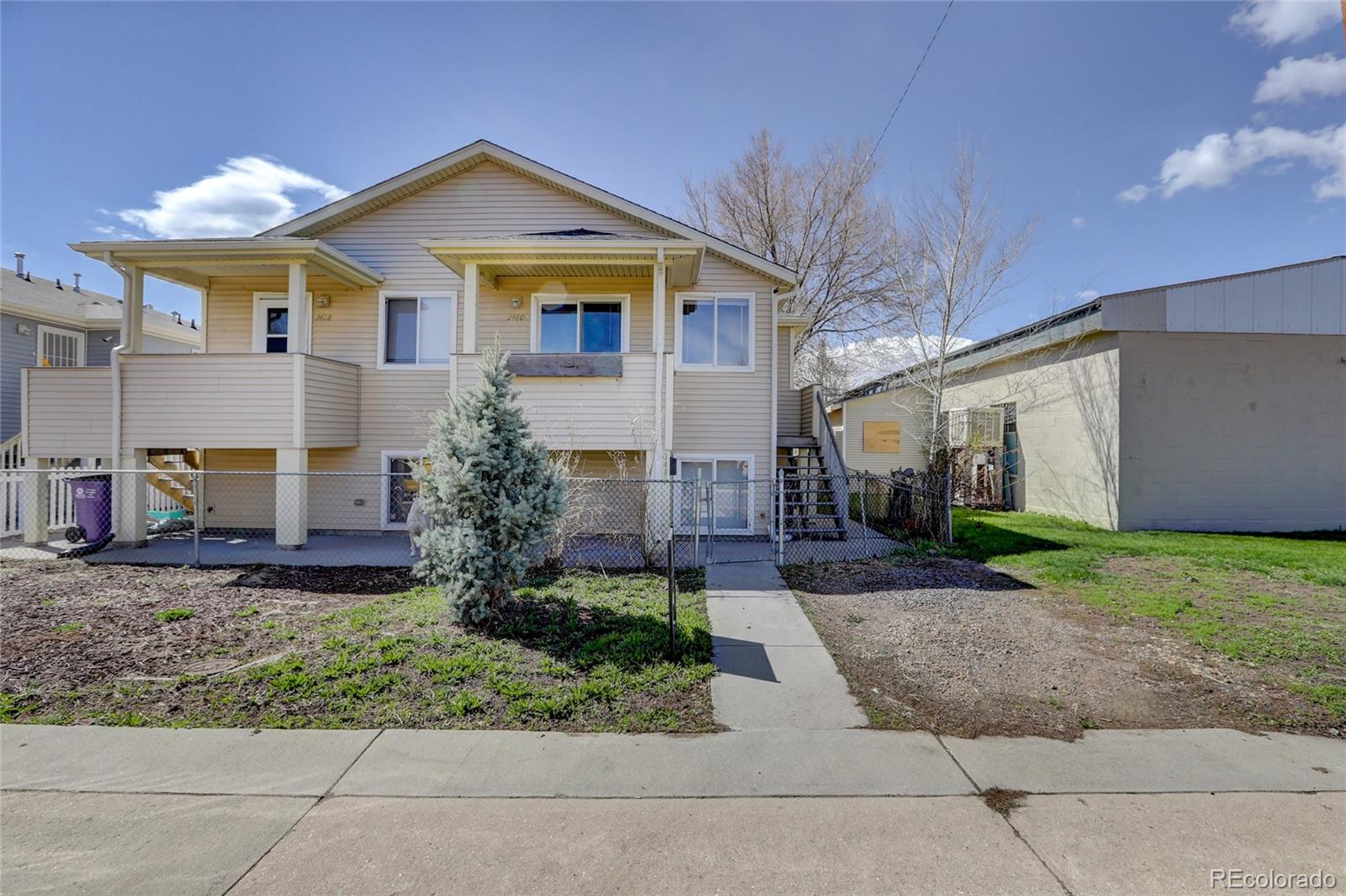 3480 W Walsh Place Property Photo - Denver, CO real estate listing