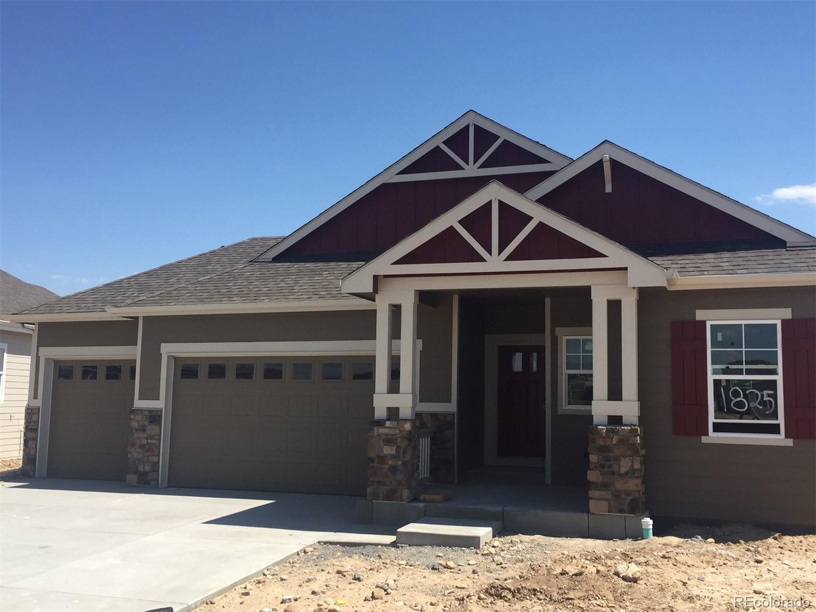 1825 Holloway Dr Property Photo - Windsor, CO real estate listing