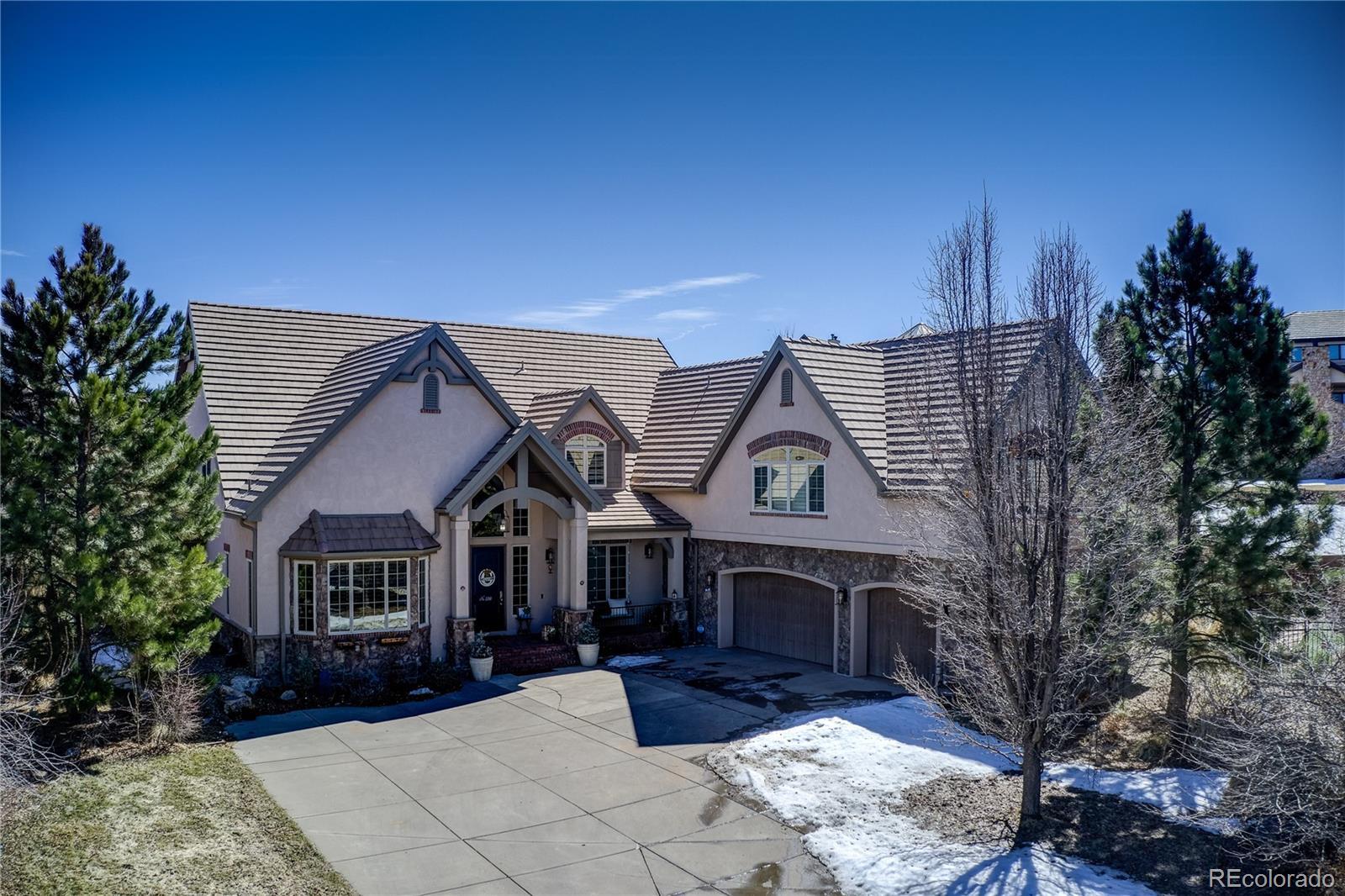 5788 Amber Ridge Place, Castle Pines, CO 80108 - Castle Pines, CO real estate listing